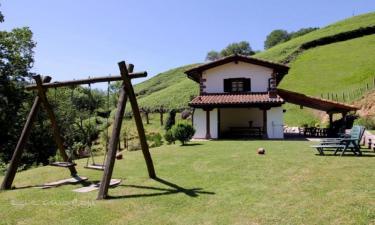 Casa rural Borda-Berri en Etxalar (Navarra)