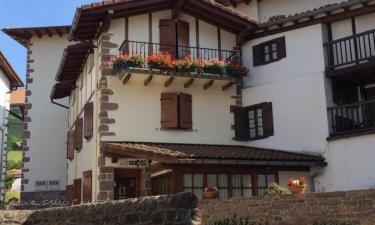 Casa Rural Aldalurberea en Etxalar a 18Km. de Oharriz