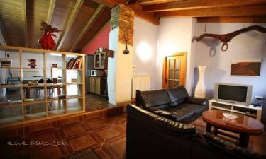Casa Rural Sancho  Rota en Arguedas a 27Km. de Villafranca