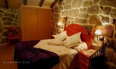 Casa da Canella en Luintra (Orense)