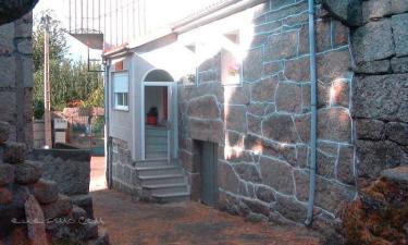 Casa Rural Casa Chuca en Requiás a 39Km. de Xinzo de Limia