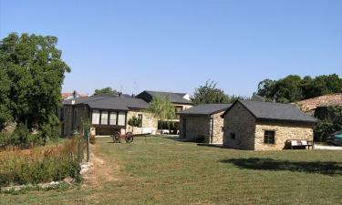 Casa Rural Os Trintas en Puebla de Trives (Orense)
