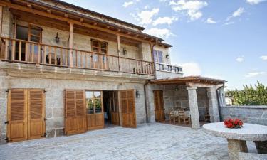 Casa da Solaina en Ribadavia a 40Km. de San Cibrao das Viñas
