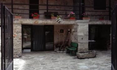 Casa Do Lombo en Castro Caldelas a 27Km. de Monforte de Lemos