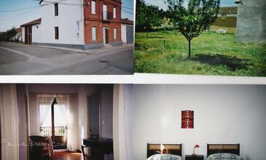 Casa Rural Rosario en Villaluenga de la Vega a 45Km. de Sahagún
