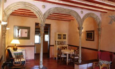 Casa Rural Sinesio Delgado en Támara de Campos (Palencia)