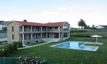 Casa Rural A Maquia en Pontevedra a 22Km. de Ponte-Caldelas