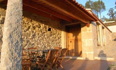 Casa Rural Bravo en Pontevedra a 22Km. de Ponte-Caldelas