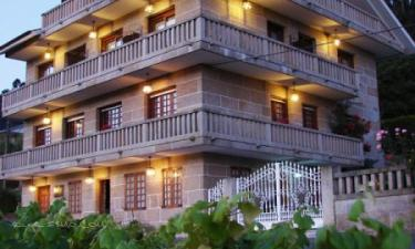 Casa rural As Adegas en Poio (San Xoán) a 3Km. de Poio