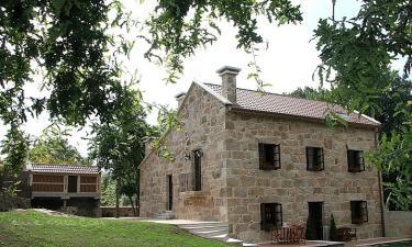 Casa da Muiñeira en Cambados (Pontevedra)