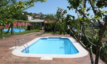 Casa da Bragaña en Cuntis a 21Km. de Fondós