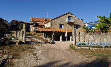 Casa Rural As Chivas  en Pontevedra a 12Km. de Vilaboa