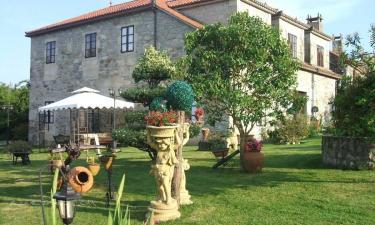 Casa de Cacheiro en Silleda a 20Km. de Touro