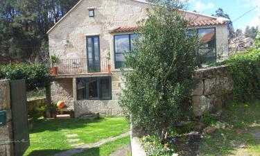 Casa Rústica Vacacional Casa do Crego en Vilaboa (Pontevedra)