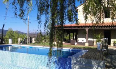 Casa da Xeitosa en Ponte-Caldelas (Pontevedra)