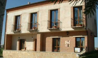 Casa Rural El Bardal de Huerta en Huerta a 13Km. de Calvarrasa de Abajo