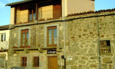 Casa Rural La Escuela en Valdesangil a 5Km. de Candelario