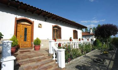 Casa Rural La Viña en Ciudad Rodrigo a 26Km. de Serradilla del Arroyo