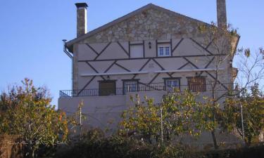 Casas rurales  Teso de las Corzas en Navarredonda de la Rinconada a 1Km. de Rinconada de la Sierra