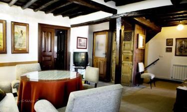 Foto3 Casa Rural Las Peruchas Salamanca Castilla y León