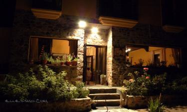 Casa Rural Valleagadon en Monsagro a 25Km. de Horcajo