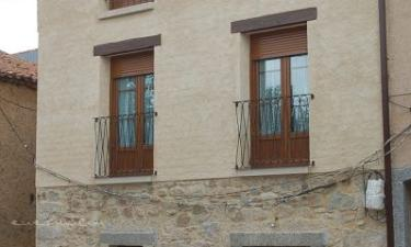 Casa Rural La Casa de la Abuela en Linares de Riofrío a 35Km. de Berrocal de Salvatierra