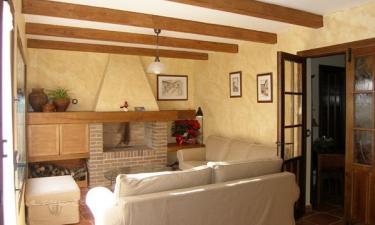 Casa Rural El Zahorí de Pinedas en Pinedas (Salamanca)