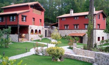 Casa Rural El Rincón de Castilla en Puerto de Béjar (Salamanca)