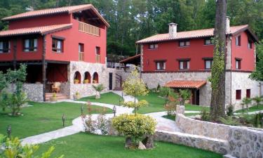 Casa Rural El Rincón de Castilla en Puerto de Béjar a 4Km. de Cantagallo