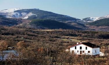 Casa Rural Refugio La Covatilla en Béjar a 4Km. de Valdesangil
