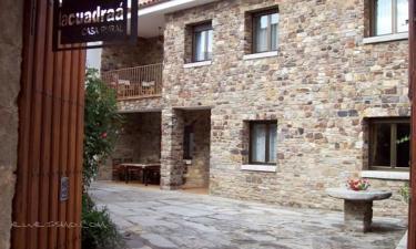 Casa Rural La Cuadraá en Linares de Riofrío a 35Km. de Berrocal de Salvatierra