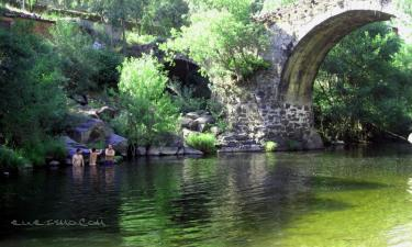 Casas Rurales Francia-Quilamas en Santibáñez de la Sierra a 13Km. de Linares de Riofrío