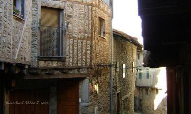 Casa López en San Martín del Castañar a 30Km. de Riomalo de Arriba
