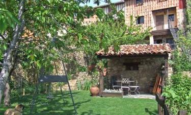 Casa rural La Fuente en Villanueva del Conde (Salamanca)