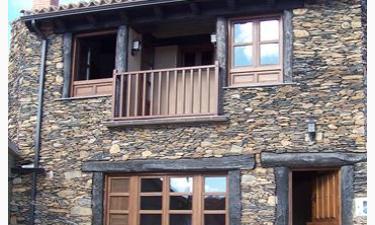 Casa Rural Aquilamas en Cilleros de la Bastida a 8Km. de Rinconada de la Sierra