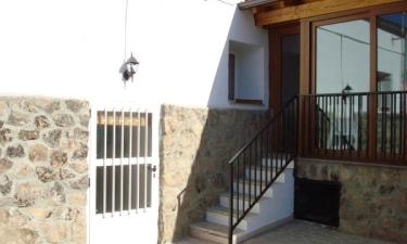 Casa del Congosto en Puente del Congosto (Salamanca)