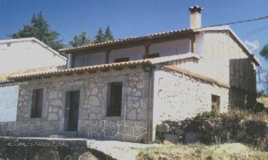 Casa rural Abadía en Sequeros a 4Km. de Garcibuey