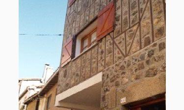 Casa rural Las Eras en Villanueva del Conde (Salamanca)