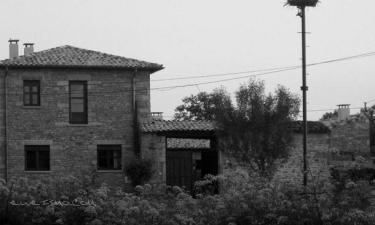 Casa Las Uces en Valsalabroso a 19Km. de Pereña de la Ribera