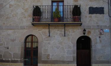 La Sandovala en Forfoleda (Salamanca)