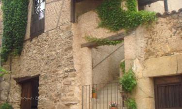 Casa Rural El Lagar en Villanueva del Conde (Salamanca)