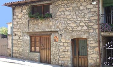 Casa Rural Casa Teresa en Villanueva del Conde (Salamanca)