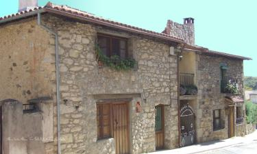 Casa Rural Casa José María en Villanueva del Conde (Salamanca)
