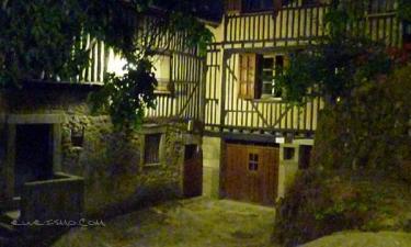 Espeñitas en La Alberca (Salamanca)
