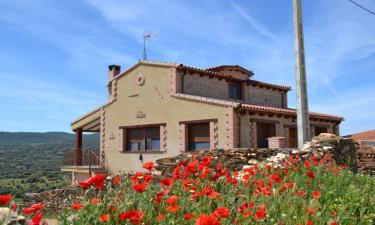 El Mirador de la Covatilla en Guijo de Ávila a 16Km. de Berrocal de Salvatierra