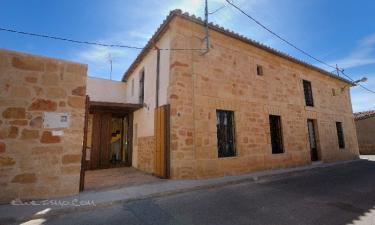 Casa Rural Los Moruchos en Aldearrubia (Salamanca)