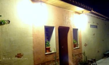 Casa Rural los Barreros en Campillo de Azaba a 8Km. de Espeja