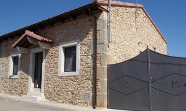 Casa Rural El Mirador de Bogajo en Bogajo (Salamanca)