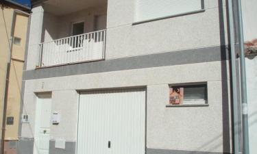 Casa Rural el Balcón de Isabel en Calvarrasa de Abajo a 21Km. de Pitiegua