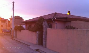 Casa Rural El Henar de la Covatilla en La Hoya a 8Km. de Candelario